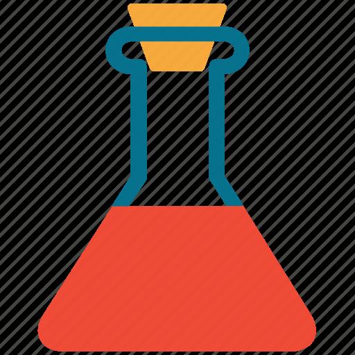 beaker, chemical, laboratory, test tube icon