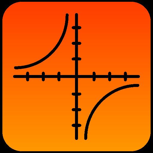 axis, graph, scientific icon