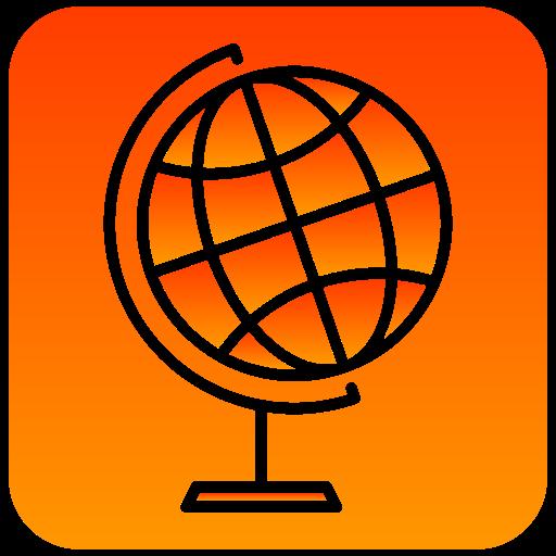 earth, globe, scientific, world icon