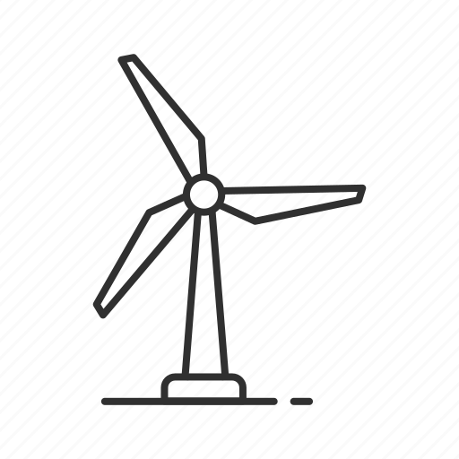 mill, modern windmill, propeller, wind, wind instrument, windmill, windmill instrument icon