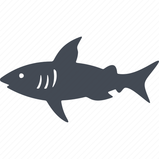 animal, fish, gills, nature, ocean, sea, tail icon