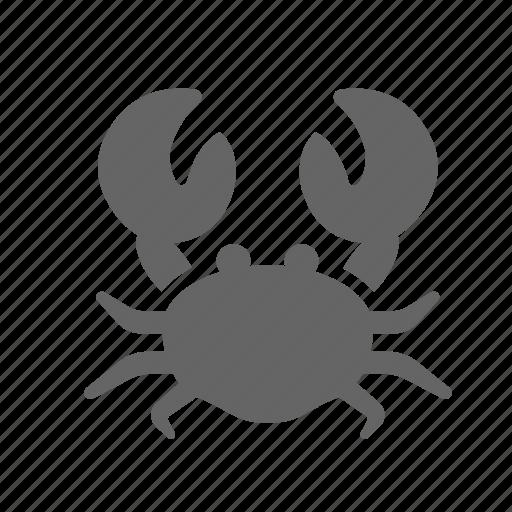 chela, claw, crab, crustacean, food, shellfish icon