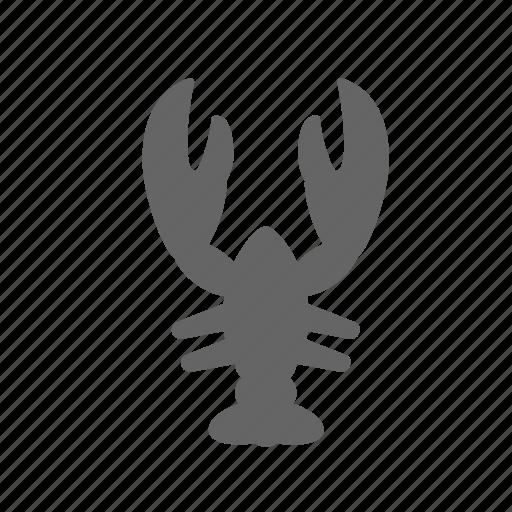 crustacean, food, lobster, meal, sea, seafood, shellfish icon