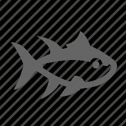 eat, fins, fish, food, sea, seafood, tail icon