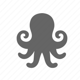 clam, eat, food, mollusk, octopus, sea, shellfish icon
