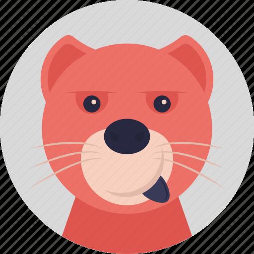 animal, bear, fluffy, soft toy, teddy bear icon