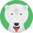 animal, carnivorous mammal, cartoon dog, dog, land animal icon