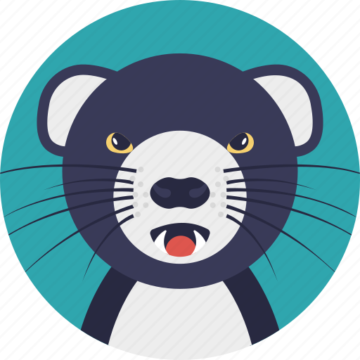animal, cartoon rat, mouse, rat, rodent icon