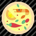 cultures, food, goong, thai, tom, yum icon