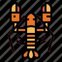 animal, food, life, lobster, sea