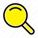 expanded, search, ui icon