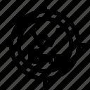 goal, key, keyword, seo, target icon