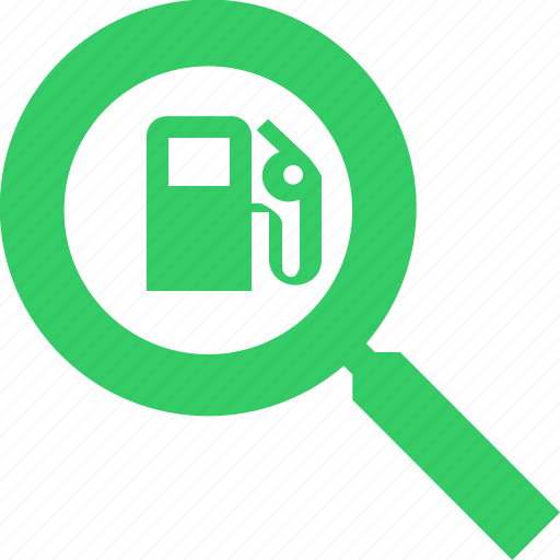 Fuel, gas, search, oil icon - Download on Iconfinder