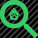 friendly, pet, petfriendly, vet icon