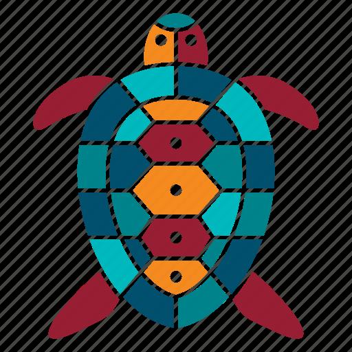 animal, marine, nature, ocean, sea, seaside, turtle icon