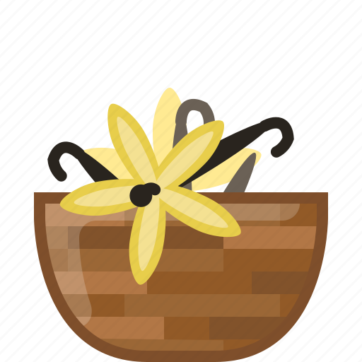 cooking, dish, orient, seasoning, spice, vanilla, yumminky icon