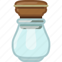 cooking, kitchen, pepper, seasoning, spice, yumminky icon