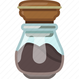 black pepper, cooking, orient, pepper, seasoning, spice, yumminky icon
