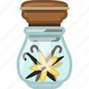 cooking, orient, pepper, seasoning, spice, vanilla, yumminky icon