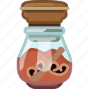 cinnamon, cooking, orient, pepper, seasoning, spice, yumminky icon