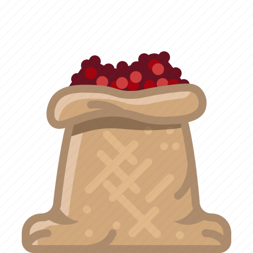 cooking, orient, red pepper, sack, seasoning, spice, yumminky icon