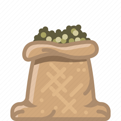 cooking, green pepper, orient, sack, seasoning, spice, yumminky icon