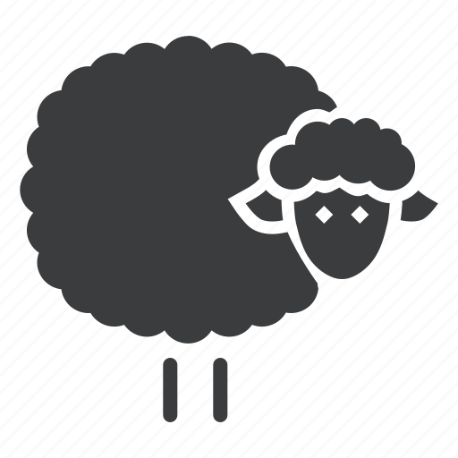 Animal, easter, herd, lamb, livestock, sheep, spring icon - Download on Iconfinder