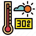 celsius, mercury, temperature, thermometer