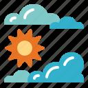 summer, sunny, warm, weather