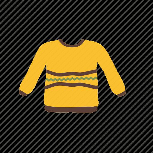 autumn, cozy, fall, sweater, warm, winter, wool icon