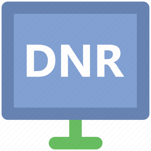 dnr, do not resuscitate, legal order, medical alert, medical care, no code icon
