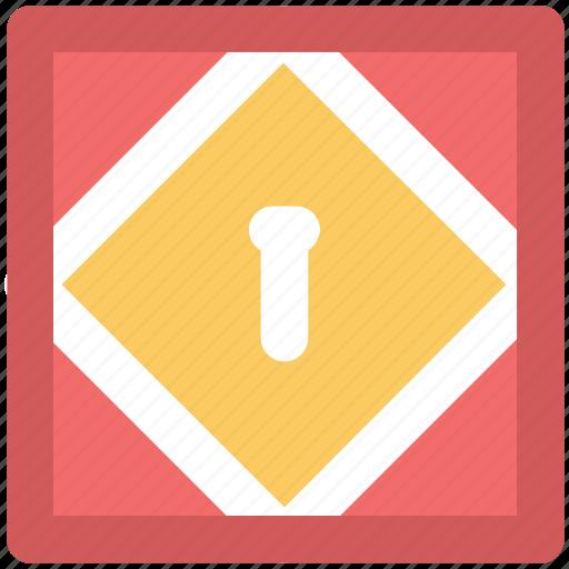 key slot, keyhole, locked, privacy, safety, secure, vision slit icon