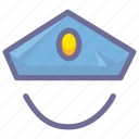 law, police, policeman icon