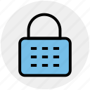 lock, locked, padlock, password, secure, security