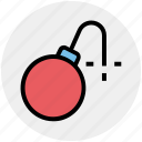 bomb, dynamite, dynamite bomb, explode, firework bomb icon