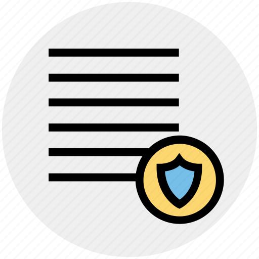 Network, protect, safety, security, shield icon - Download on Iconfinder