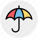 forecast, protection, rain, safe, umbrella, weather, wet icon