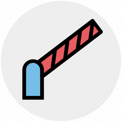 Barrier, manual barrier, police barrier, police line, road barrier icon - Download on Iconfinder