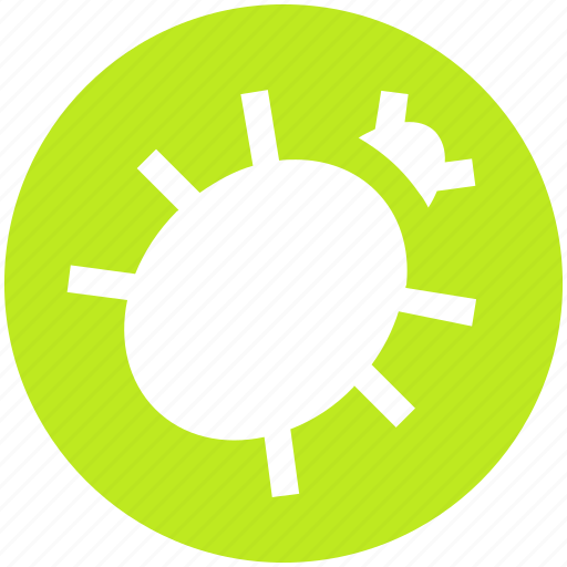 Bug, protection, secure, security, security bug, virus icon - Download on Iconfinder