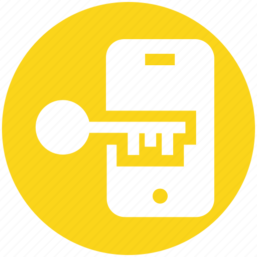 Lock, mobile, mobile code, mobile secure, password, secure, security icon - Download on Iconfinder