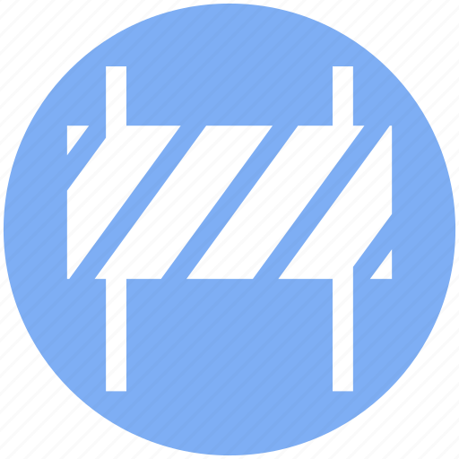 Barrier, police barrier, police line, road barrier, security check icon - Download on Iconfinder