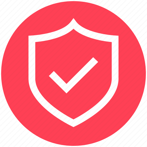 Antivirus, firewall, privacy, protection shield, shield icon - Download on Iconfinder