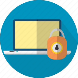 lock, padlock, password, protection, security, tablet icon