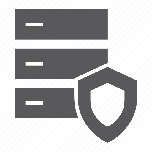 backup, data, database, protection, security, server, system icon