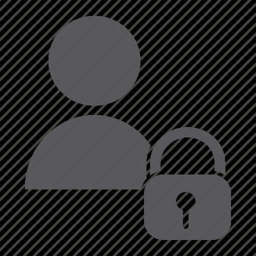 padlock, privacy, profile, safety, unlocked, user icon