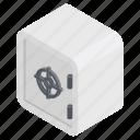 bank lockers, bank vault, digital locker., safe deposit box, safe lock icon