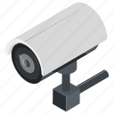 cctv, monitoring system, security camera, security system, surveillance camera icon