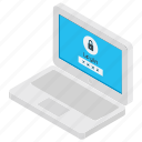 computer admin, computer lock, computer password, pc password, user login icon