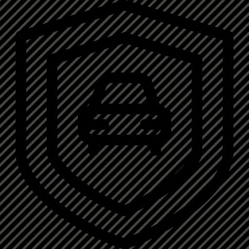 car, lock, secure, transportation, vehicle icon