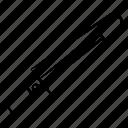 cutter, knife, murder icon
